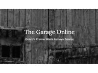 The Garage Online - Oxford's Premier Waste Removal Service.