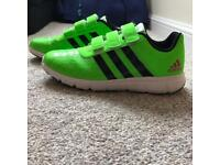 Adidas Trainers - Size 4