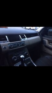 Mint condition Range Rover sport low kms