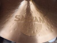 "Sabian Paragon Hi Hat Cymbals 14"""