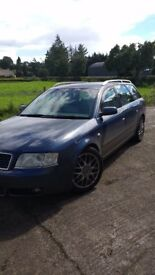 Audi A6 Estate 1.9 tdi Limited Edition