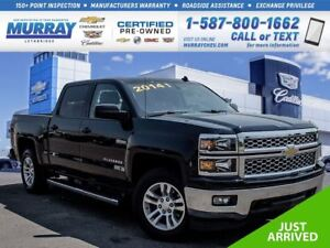 2014 Chevrolet Silverado 1500 **Remote Start!  Back Up Camera!**