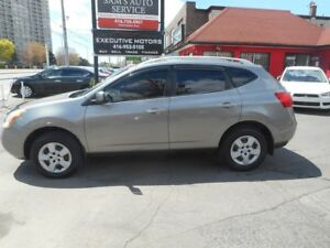 2008 Nissan Rogue AWD S