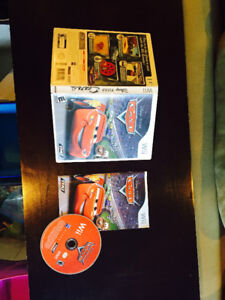 Cars- Nintendo Wii Game