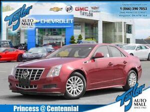 2012 Cadillac CTS Sedan BASE