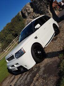 2010 Range Rover Sport Genuine REVERE finance can be arranged!!