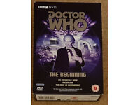 Doctor Who: The Beginning DVD Box set