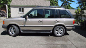 2000 Land Rover Range Rover Autobiography (HSE) SUV, Crossover