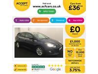 Ford Focus Titanium FROM £36 PER WEEK!