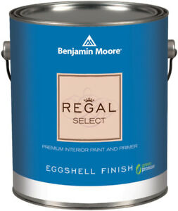 "1 Gallon Benjamin Moore ""Stonington Gray"""