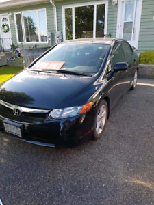 2007 Honda Civic Lx 4dr