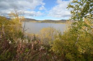Moberly Lake 4.5 Acre Lot For Sale
