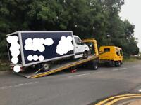 Commercial Van and Car Breakdown Recovery Service