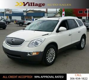 2010 Buick Enclave CXL All Wheel Drive, Frong Fog Lights, Lea...