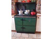 Stanley Oil fired cooker