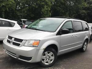 2008 Dodge Grand Caravan SE, PL, PW, AC, STOW N GO  CERTIFIED