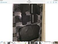 Range rover evoque full set of RR mats and bootliner