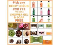 The body shop cosmetics