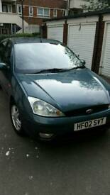 Ford focus spares or repair
