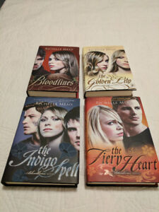 Hardcover Books ~ Richelle Mead ~ Bloodlines Series