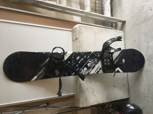 Snowboard only used once