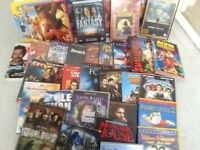 DVD bundle (over 40 in total!) £10 the lot- bargain!