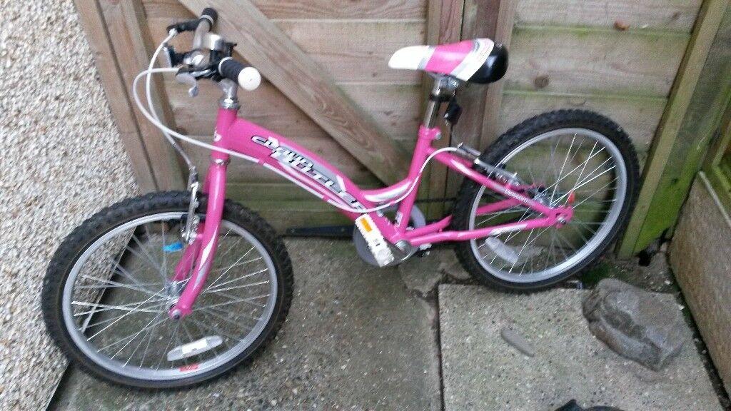 Girl's Claude Butler Bike