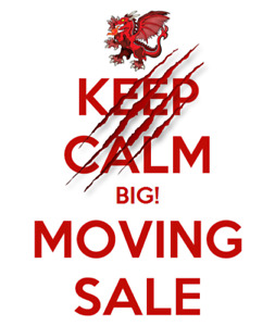MOVING SALE...It's Gotta Go...