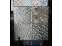 Glint tiles with special price £29.99 per sqm!!!
