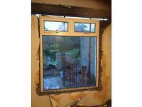 Upvc double glazed window 1490 x 1800
