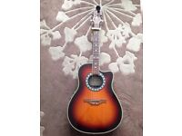 Crafter electro/acoustic and amp