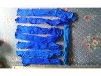 football socks (Royal blue)