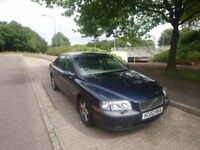 Volvo s80 2.4 d5 diesel with fresh 1year mot