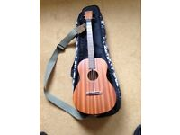 Ukulele For Sale. Mahalo Baritone Ukulel for sale complete with case.