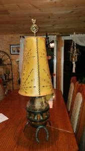 Lampe artisan