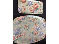 2 Arnold Designs Fibreglass Floral Trays