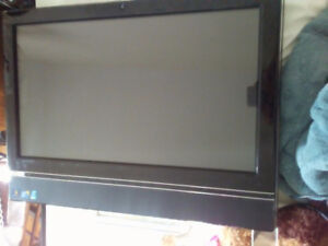 "23"" screen All-in-One GatewaY computer"