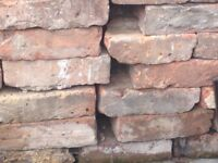 Reclaimed red bricks for sale