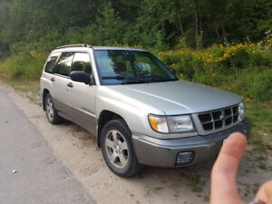 1999 Subaru Forester S Limited SUV, Crossover