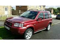 2003 LAND ROVER FREELANDER 2.0 TD4 KHALARI - FULLY LOADED - LEATHER - COLOUR CODED BUMPERS - ALLOYS