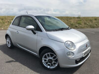 FANTASTIC LITTLE FIAT 500 1.2 SPORT WITH STOP/START ONLY £30 A YEAR TAX FULL SERVICE HISTORY!