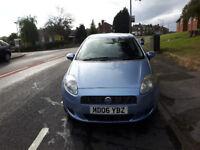 Fiat Grande Punto Active Hatchback 1.2 3dr LOW MILES! FULL MOT!