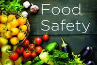 Food Safe Handling Course offered at A2Z Safety&Training!