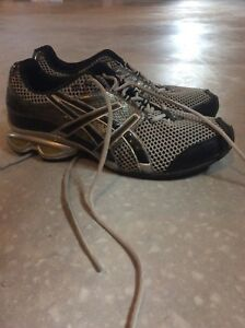 Asics court shoes, gel-fx2, size 12