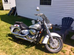 2013 Honda Shadow   ONLY 260 KM