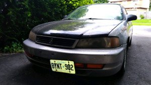 1999 Civic Si Touring Coupe B20VTEC PROJECT