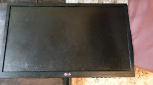 """*PARTING OUT* LG 24"""" Monitor"""