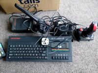Ultimate Sinclair spectrum 128k +2 bundle tested and working