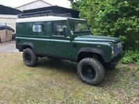 Land Rover 110 td5