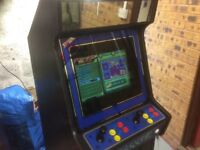 Arcade machine video Games old school Retro 640 games. Jamma PCB fully refurbished can deliver